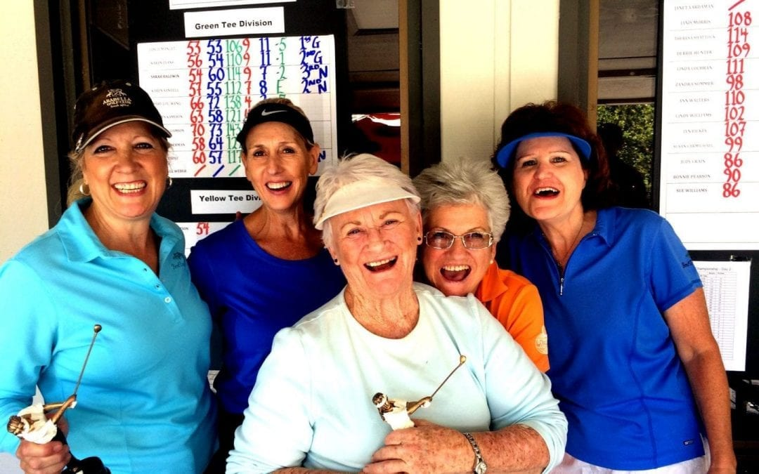 Bent Tree - Ladies Instructional Golf Program