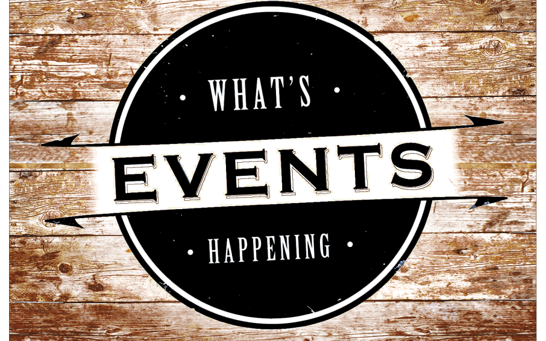 Upcoming Events at The Tavern