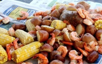 Low Country Boil!  Saturday, 5/19/2018