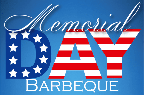 Memorial Day Barbeque & Live Music! Saturday, May 26, 2018