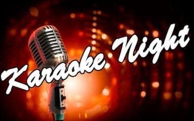 Karaoke Night at The Tavern! - Saturday, 8/11/2018
